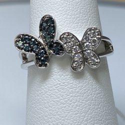 Natural Alexandrite Rings