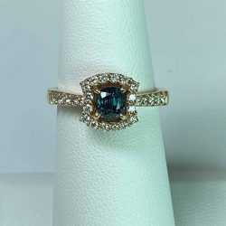Natural Alexandrite Ring