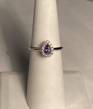 Natural Alexandrite Rings