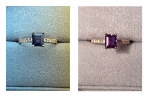Diamonds might be forever, but Alexandrites are rarer